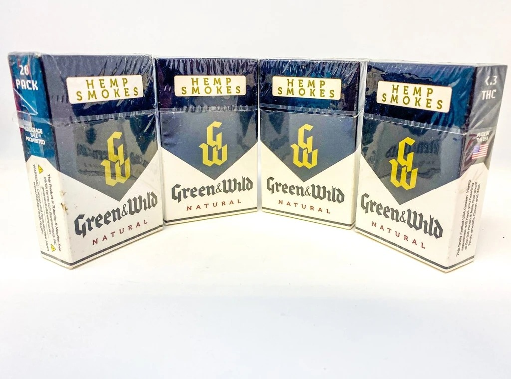 Custom THC Delta Cigarette Boxes Wholesale