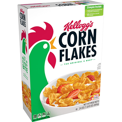 Custom Cereal Packaging Boxes Wholesale