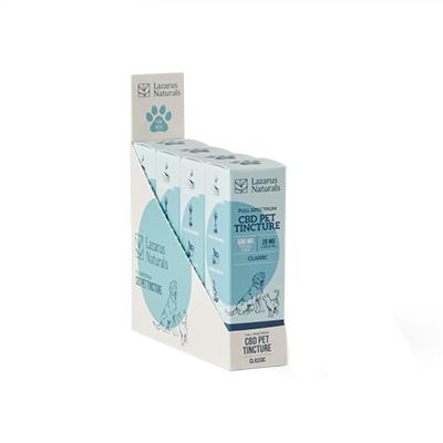 Custom CBD Tincture Packaging Boxes Wholesale