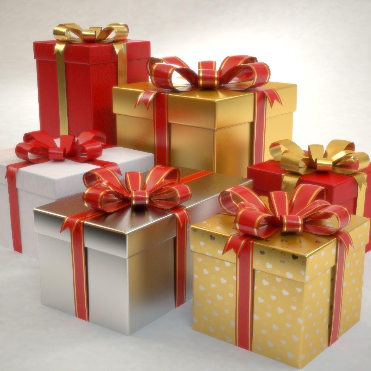 Custom Christmas Packaging Boxes