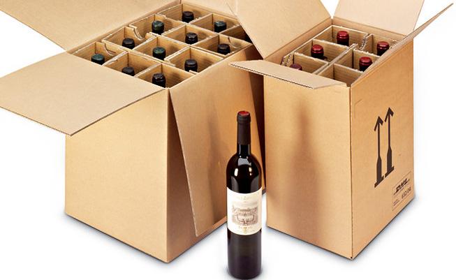 Custom Wine Bottle Packaging Boxes